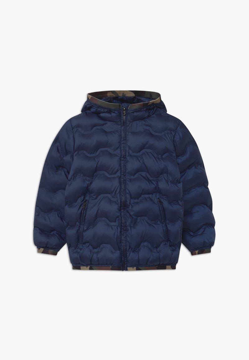 Benetton - HARRY ROCKER - Winter jacket - dark blue