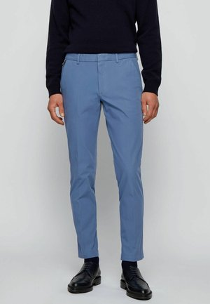 KAITO-TRAVEL - Suit trousers - blue