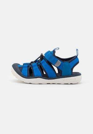 PELTO UNISEX - Walking sandals - nautic/navy