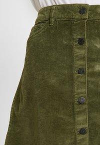 Noisy May - Mini skirt - olivine - 4