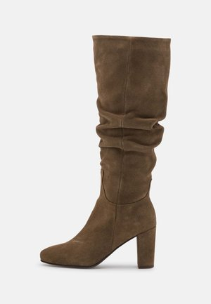 VMBIA BOOT - Boots - dark olive