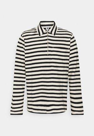 SWEATER - Felpa - black stripe