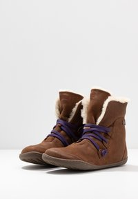 Camper - PEU CAMI - Lace-up ankle boots - brown - 4