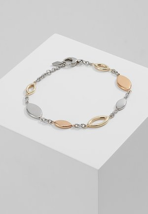 CLASSICS - Bransoletka - silver-coloured/rose gold-coloured/gold-coloured