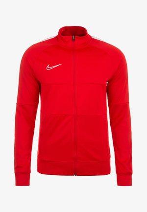 Training jacket - university red/white