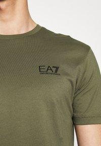 EA7 Emporio Armani - T-paita - grape leaf - 5