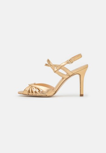 Sandály - platine