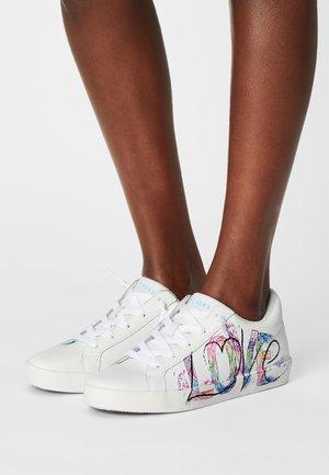 DIAMOND STARZ - Sneakers laag - white/multi-colored