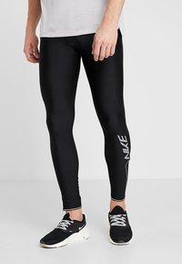 Nike Performance - RUN MOBILITY FLASH - Collants - black - 0