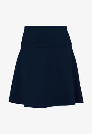 SKIRT - A-line skirt - dark navy