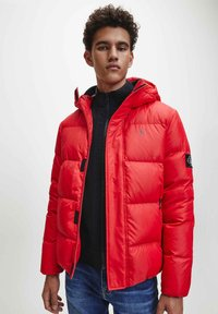 Calvin Klein Jeans - Winter jacket - red hot - 0