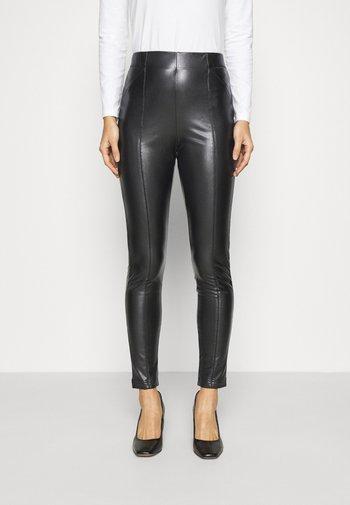 ELVY - Leggings - Trousers - black