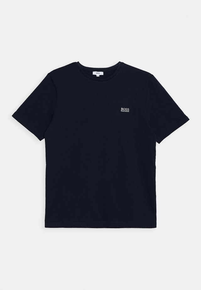 T-shirt con stampa - marine