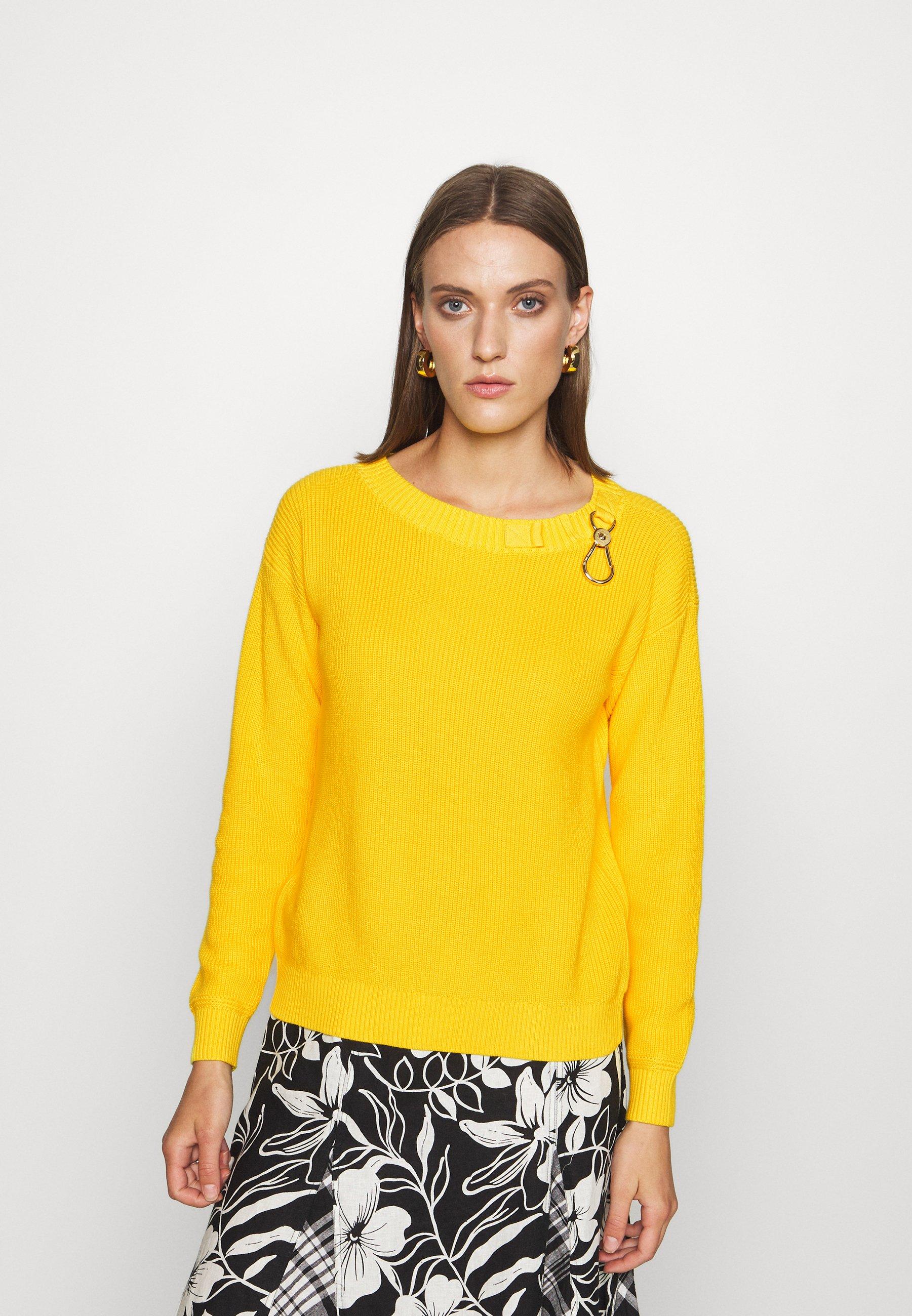 Femme YAMINAH LONG SLEEVE - Pullover