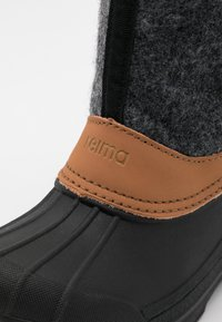 Reima - JALAN UNISEX - Winter boots - black - 5