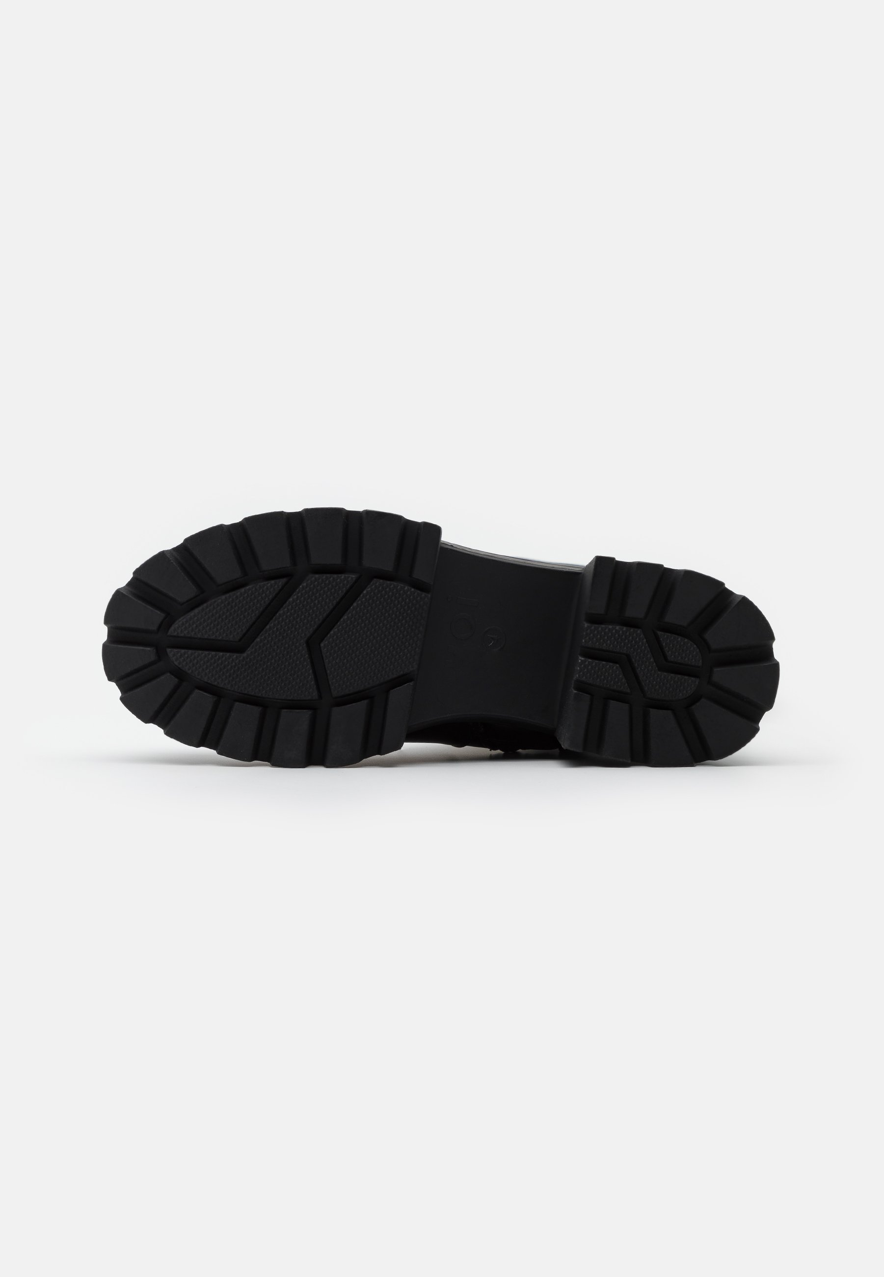 Koi Footwear VEGAN MIDNIGHT Plateaustiefel black/schwarz