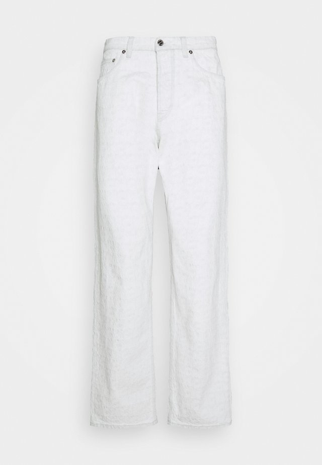 COLLECTION PANTS - Jeans Slim Fit - off white