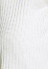 Pieces Maternity - PCMPOLLY LONG - Jumper - bright white - 2