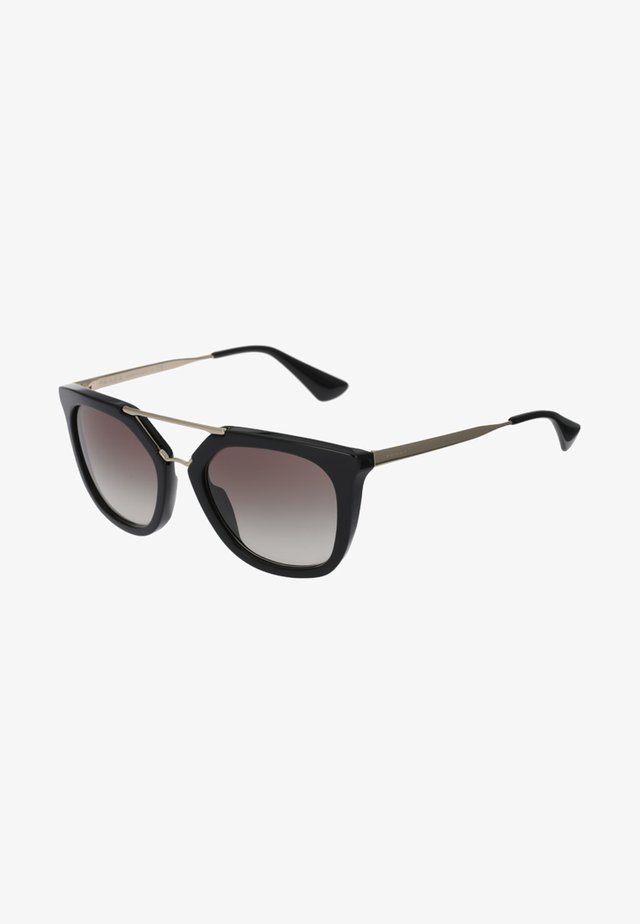 Sonnenbrille - black/gold