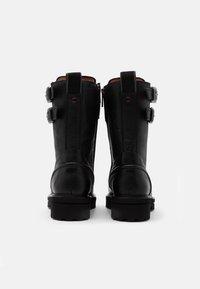 Marc O'Polo - LICIA - Platform boots - black - 3