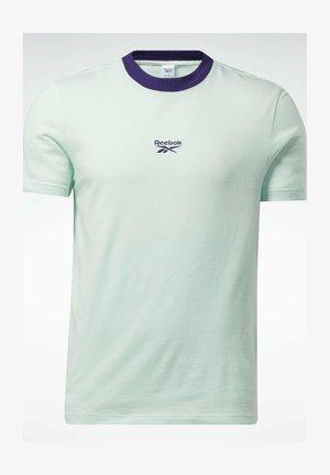 CLASSIC RINGER TEAMSPORTS CASUAL - T-shirt sportiva - blue