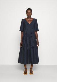 WEEKEND MaxMara - TEVERE - Maxi dress - blue - 0