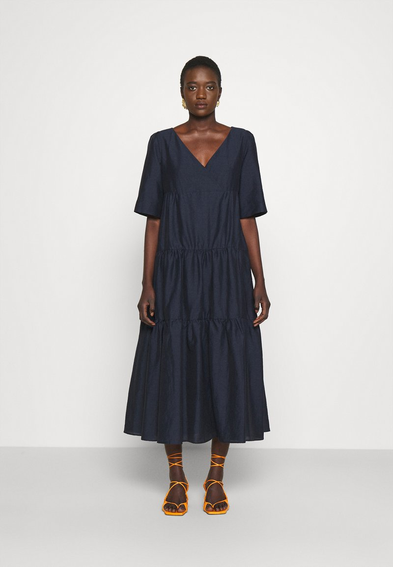 WEEKEND MaxMara - TEVERE - Maxi dress - blue
