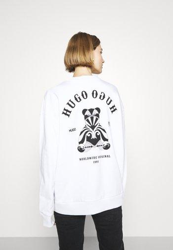 DASHIMARA - Sweatshirt - white