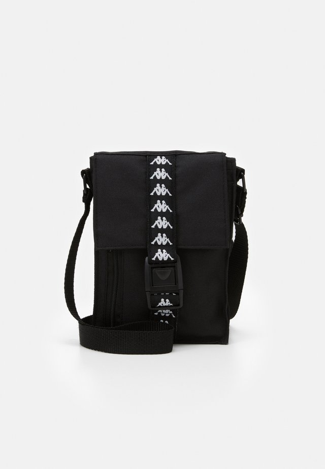 HUBUS UNISEX - Across body bag - caviar