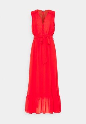 LADIES DRESS - Maxi dress - red