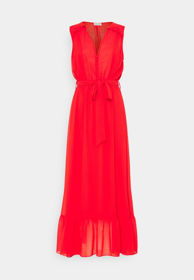 LADIES DRESS - Vestido largo - red