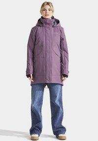 Didriksons - TANJA - Winter coat - eggplant - 1