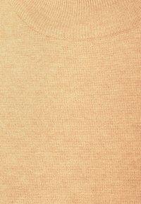 Kaffe - KAKITT SLIPOVER - Jumper dress - beige - 2