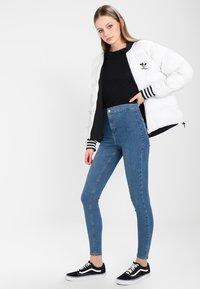 Topshop - JONI - Jeans Skinny Fit - mid denim - 1