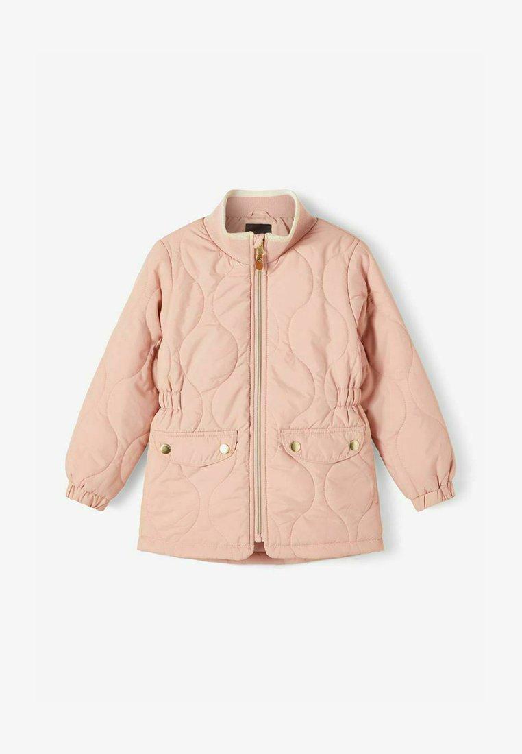 Name it - FRÜHJAHR - Winter jacket - misty rose