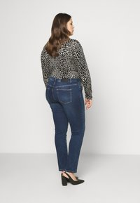 JUNAROSE - by VERO MODA - JRFIVEABENNA - Jeans Skinny Fit - medium blue denim - 2