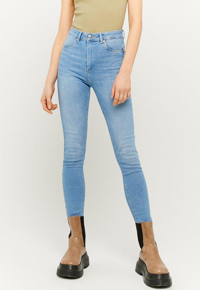 Jeans Skinny Fit - blu