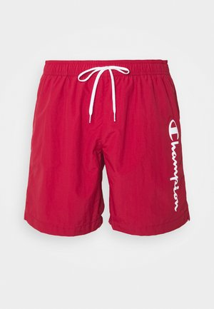 Swimming shorts - bordeaux