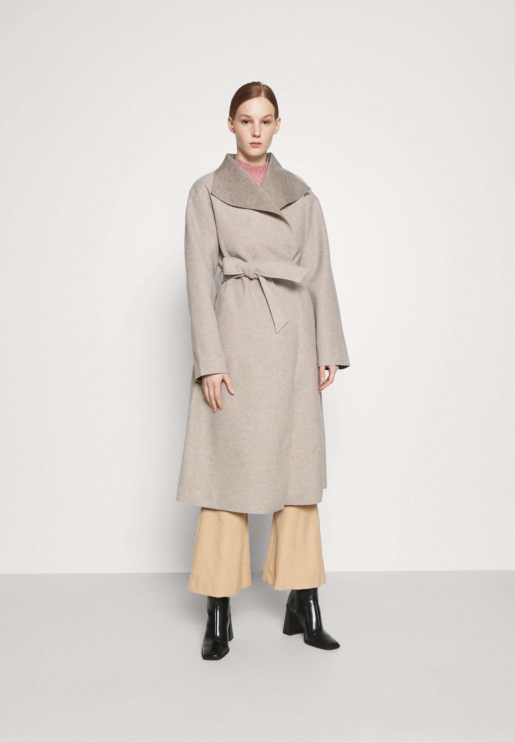 Damer EASY - Klassisk frakke