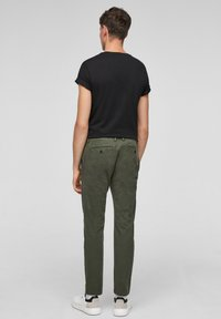 s.Oliver - Trousers - olive - 2