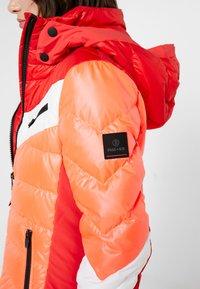 Bogner Fire + Ice - FARINA - Skijacke - orange/apricot - 6