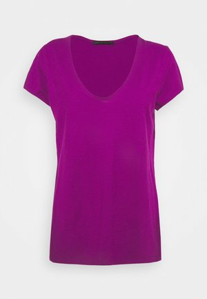 AVIVI - Basic T-shirt - purple