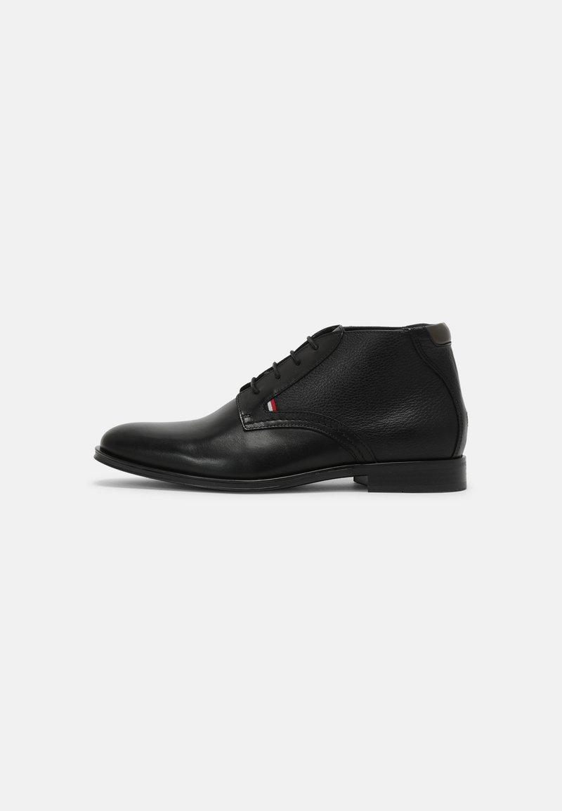 Tommy Hilfiger - CASUAL - Bottines à lacets - black