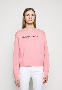 Pinko - ALGEBRA MAGLIA - Sweatshirt - pink - 0