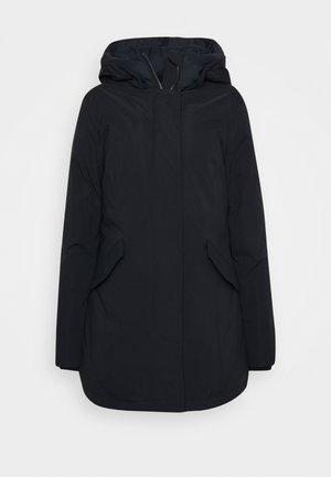 FUNDY BAY TECH HOOD - Down coat - navy