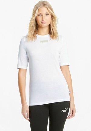 MODERN - Print T-shirt - white
