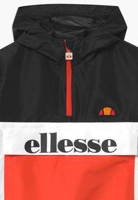 Ellesse - GARINOS - Jas - black/red - 3