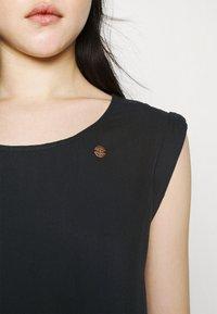 Ragwear - MASCARPONE - Denní šaty - black - 4