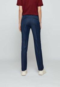 BOSS - Trousers - blue - 2