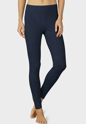 LEGGINGS SERIE COTTON PURE - Pyjama bottoms - night blue